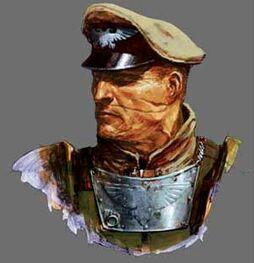 Cadian Oficer