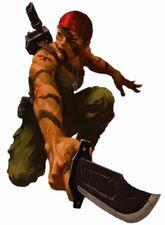 Catachán soldado