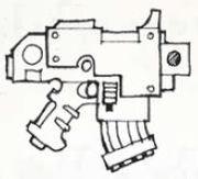 Ceres bolt pistol