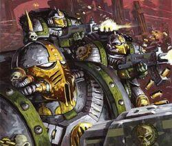 Escuadra Táctica Guardia de la Muerte Istvaan III