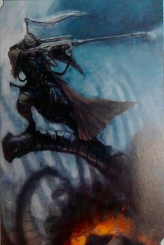 Illic Lanzanocturna Explorador Eldar Alaitoc Vagabundo Warhammer 40k Wikihammer