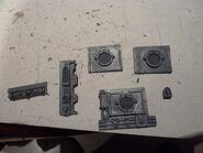 Titan Reaver 4 Torso 16 Piezas Modificadas