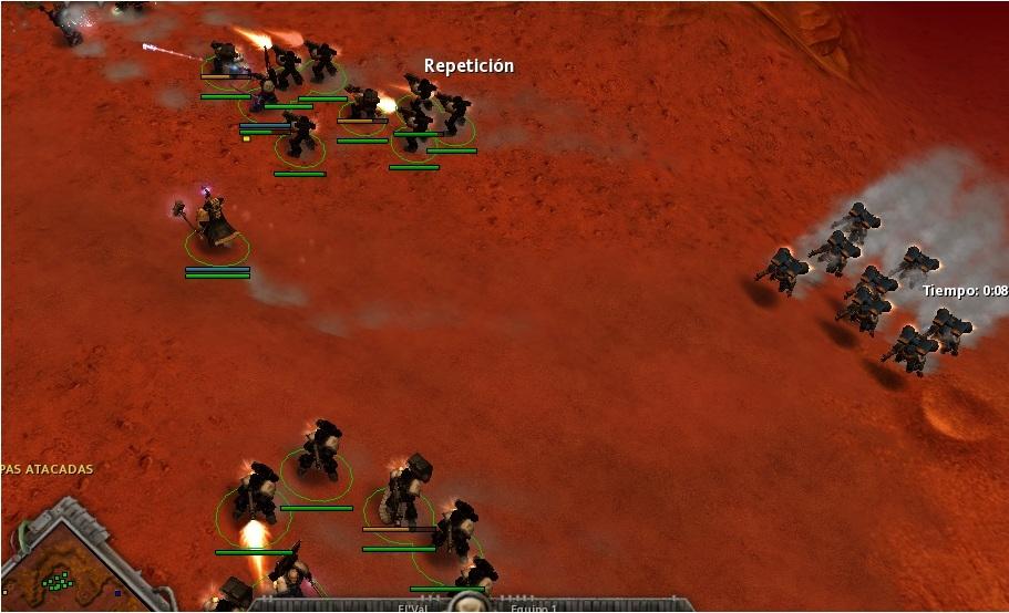 9 Los Templarios lideran la siguiente ofensiva.
