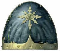 Caos legion negra hombrera los atormentados