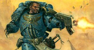 Pasanius Ultramarines Zona Combate Warhammer 40k wikihammer