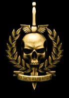 Simbolo guardia imperial regimiento tanith
