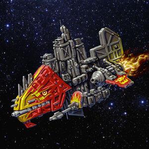 Kruzero Matamáz Lokoz de la Velocidad Orkos David Deen ilustración