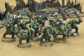Orko guerreros