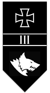 División III - Wolfshund