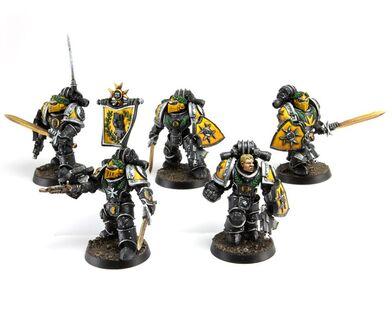 Hermanos Templarios Legión Puños Imperiales