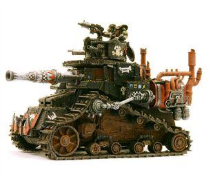 Tanke Killkrusha orko miniatura wikihammer