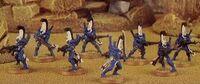 Vengadores Implacables Eldars 3ª Edición Miniaturas