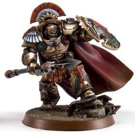 Asterion Moloc Minotauros Miniatura Warhammer