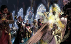 Bendicion santa en vida inquisicion wikihammer