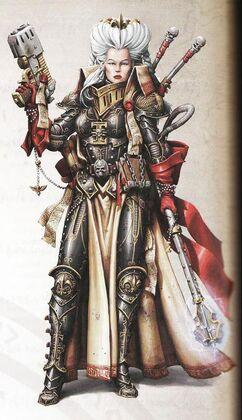 Inquisidora ordo hereticus wikihammer