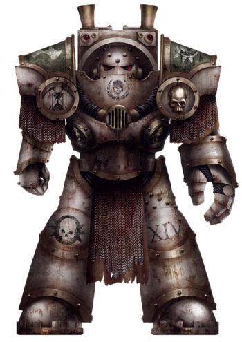 Koloth Vorr Guardián de las Tumbas Guardia de la Muerte ilustración