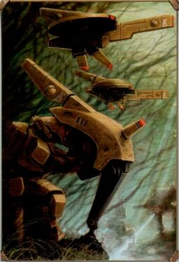 Drone Francotirador Tau Warhammer 40k Wikihammer