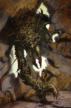Ambull Dark Heresy ilustración