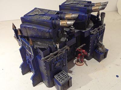 Bateria Imperial 52 Wikihammer 40K
