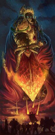 Emperador Marines Espaciales Imperio Cruzada Warhammer 40k