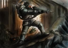 Guardia imperial Karskin épico