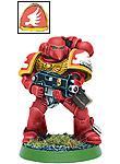 Marine Táctico Halcones del Emperador Marines Espaciales 3ª Edición miniatura