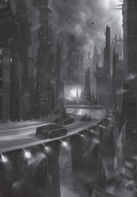 Mundo imperial ciudad colmena