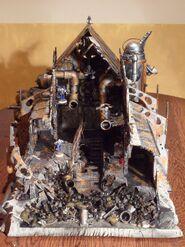 Escenografia Complejo Imperial Abastecimiento Fuel 13c Wikihammer