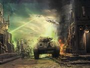 Guardia Imperial Krieg Guadaña Necrones Warhammer 40k Wikihammer