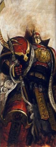 Mil Hijos Ahzek Ahriman Primer Capitán Corvidae