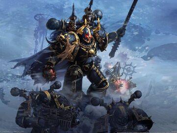 Caos legion negra hechicero 02
