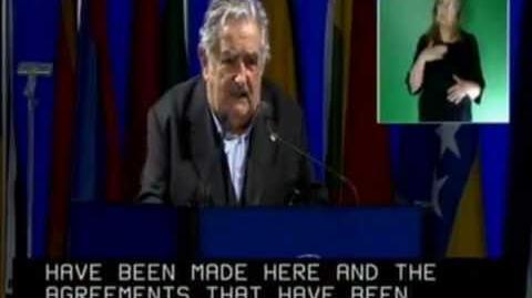 DISCURSO del Presidente de Uruguay en Río 20- 2012