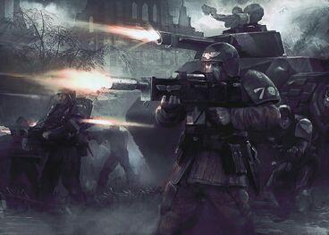 Guardia imperial 73