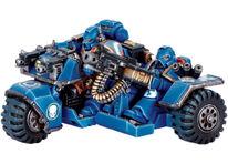 Mini motocicleta de ataque