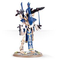 Señor Espectral Eldar cañón estelar lanzamisiles 6ª Edición miniatura