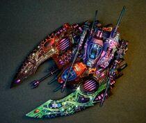Arte tanque falcon eldar