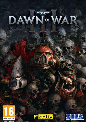 Cover front portada Dawn of War 3