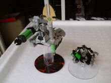 Necron Destroyer 1