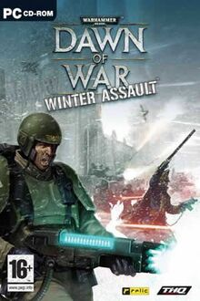 Portada Winter Assault