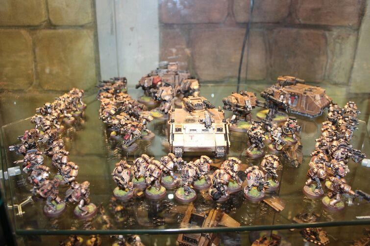 Warhammer World Nottingham Wikihammer Minotauros 16