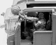 Gorgon Detalle Artillero