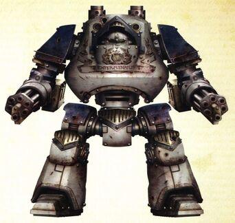 Caos devoradores de mundos dreadnought cpntemptor juljak nul