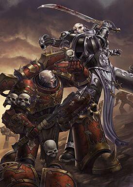 Caos guerra de las legiones ojo del terror