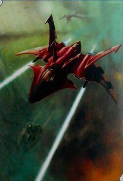 Cazadores Carmesíes Eldar Volador Warhammer 40k Wikihammer