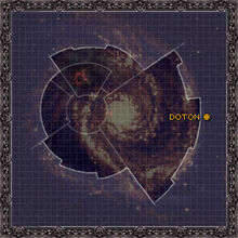 Galaxy map doton