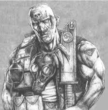 Guardia imperial soldado lexxian
