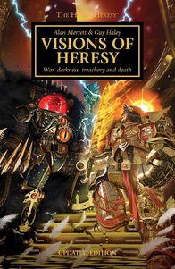 Ilustraciones Visions of Heresy