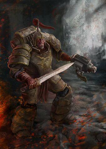 Pre imperio guerrero del trueno