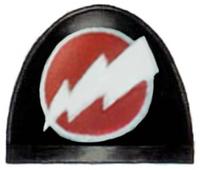 Emblema Guardia Negra