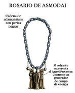 Arma rosario asmodai angeles oscuros
